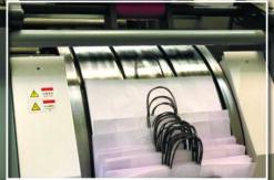 Печать бумажных крафт пакетов в СПб